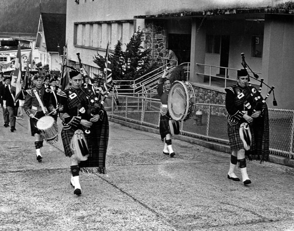 Local Pipe Band